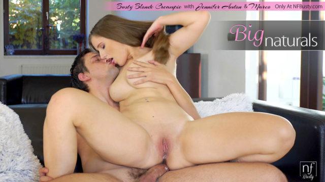 Busty Blonde Creampie – S3:E11